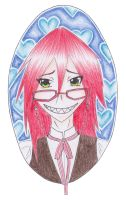 Grell Sutcliff by ColorPixie