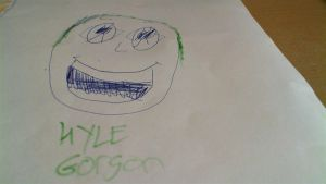 Request for Kyle Gorgon by MHDeuceGorgon