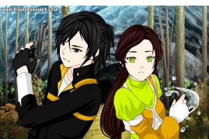 Older Quora and Junjie I guess by JackieWinters