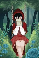 Little Red Riding Hood by haruana