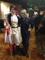 Austria and the AWESOME Prussia by Akatsuki-Leader2012