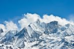 Clouds over Annapurnas 2 by LLukeBE