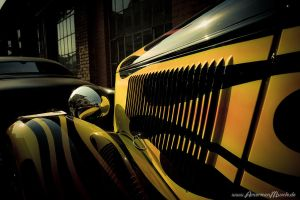 Hot Rod Flames by AmericanMuscle