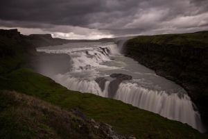 Gullfoss Waterfalls by Neo--Art