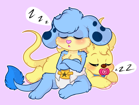 Nap Time! by Adoeable