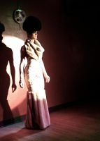 1940s Drag Fashion by ChrisTheJeweler