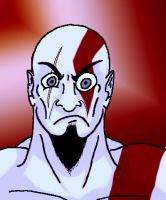 Kratos is Angry by Ask-Key