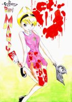 Mandy by Meushi-san