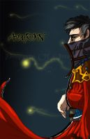 Auron by otterling