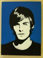 Pop Art Zac 2 by LeyuArt