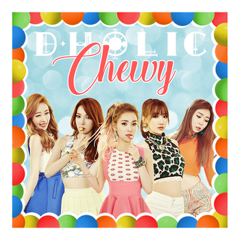 D.Holic - Chewy by Princesse-Betterave
