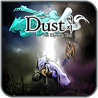 Dust: An Elysian Tail YAIcon by Alucryd