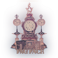 Clocks l PNG PACK (02) by Eternallaughs