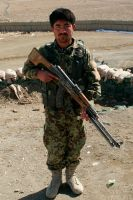 Afghan Soldier 2 by Ironpaw