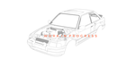 Ford Escort wip by AeroDesign94