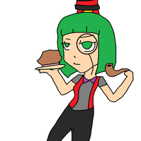 Gumi Is Kevin JR by Phoebeartfulgirl992