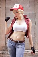 Terry Bogard by nadyasonika