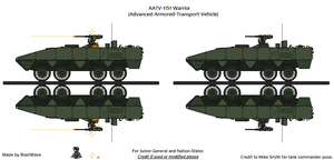 AATV-1151 Warrior by BlastWaves