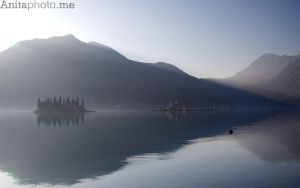 Fog in Perast by Grofica
