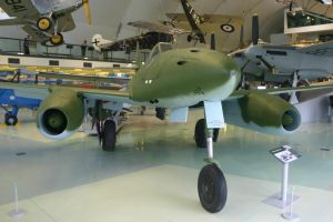 NOSE ON ME262 luftwaffe by Sceptre63