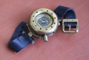 Steamwatch with iris cover 4 by Gogglerman