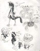 Little Critters by Captain-Dark-Kitty