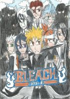 Bleach: The Dark Soul by FelixToonimeFanX360