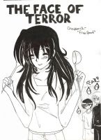 The Face of Terror by Kikirini