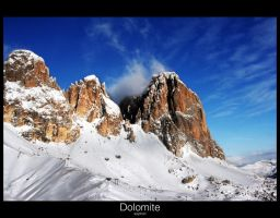 Dolomite - 2 by aajohan