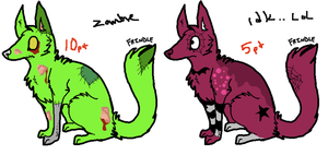 Halloween pointables 2 cheap by freaking-adopts