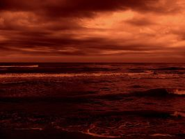 Red Sea by Puritanikal