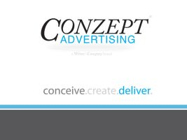 Mockup: ConzeptAdvertising by IdiocyX