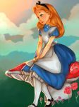 Alice In The Wonderland by Audrey-Cordova
