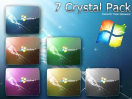 7 Crystal Pack by VasanRajeswaran