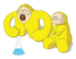 Breaking bad monsters by NataN77