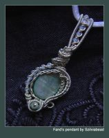 Pendant of Fand by bodaszilvia