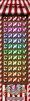 candy styles by sonarpos