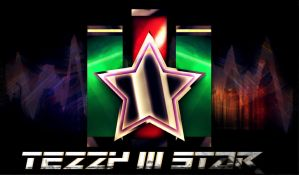 TEZZY 3RD STAR - LOGO DESIGN by ArtisticallyBadAss