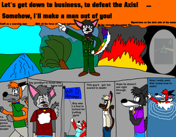 Let's Get Down to Business... by Bolt-N-Dug-fancomics