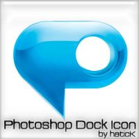 Photoshop Dock Icon by haticK