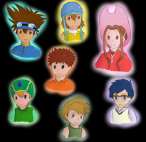 DigiDestined by I-slay