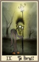 The Hermit by drgutman