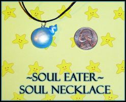 Soul Eater Soul Charm Necklace by YellerCrakka