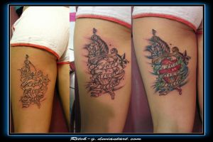 ArchRivalTattoo by ritch-g