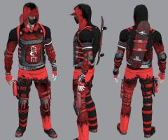 My APB Reloaded Character Designs by HigeOkami