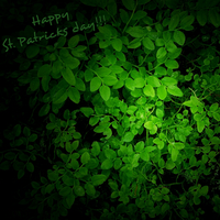 Happy St. Patricks Day by heArtLove-3