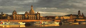 last light on dresden by Torsten-Hufsky