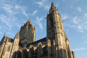 Coutances by Pehaife