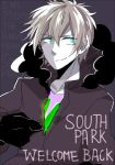 welcome back SOUTH PARK by shiron2611