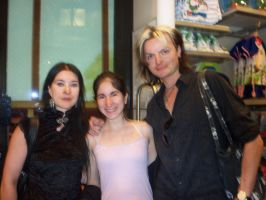 Tilo W, Anne and Me by Twilightgothictribal
